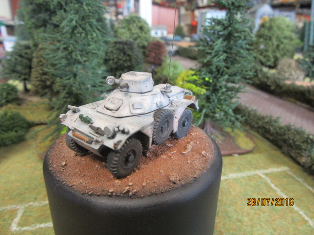 1/72 Ferret MK 2 Armoured Car